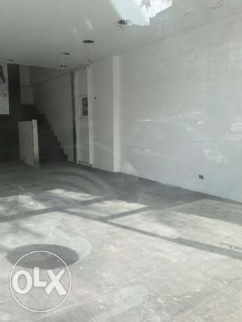 Shop for sale in Zalka 160 sqm #PRE7638