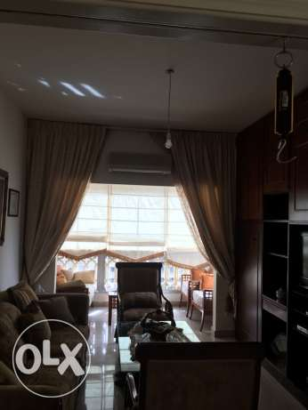 furnished apartment for rent in ramlet lbayda فردان -  5