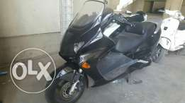 Motorcycle Forza 250cc black