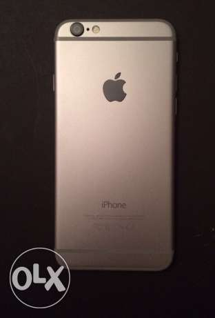iPhone 6 16 GB (Space Grey) المرفأ -  2