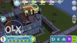 sims freeplay account