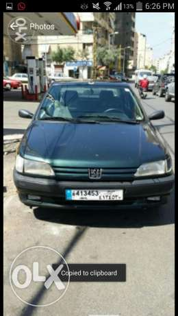 Peugeot 306 Full Options الشياح -  3