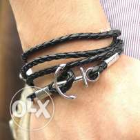 Multi Layer Anchor Bracelet
