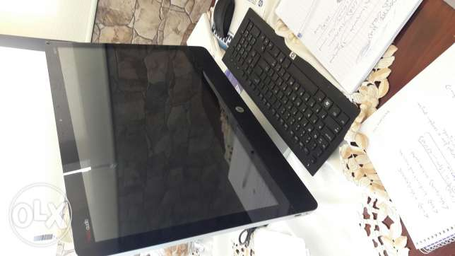 Hp all in one very good condition