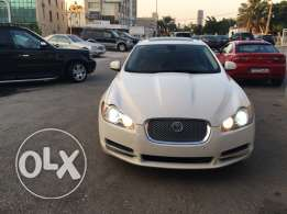 jaguar xf sv8 super charge model 2009