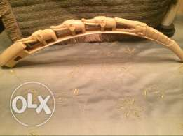 Ivory in good condition rare peice