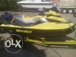 Seadoo 260 horse Model 2010 it's really beautiful