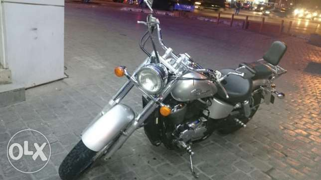 Honda Shadow 750CC Motorcycle for sale with Low mileage 39000km المرفأ -  5