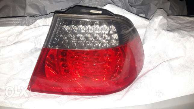 E46 ci stop black led - right side