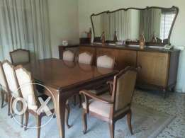 Antique dining room for sale