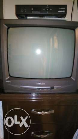 Hitachi tv 21inch