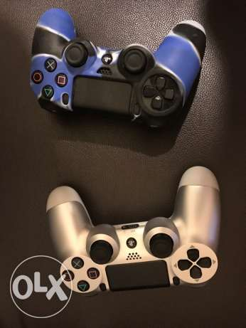 2 controllers for ps4