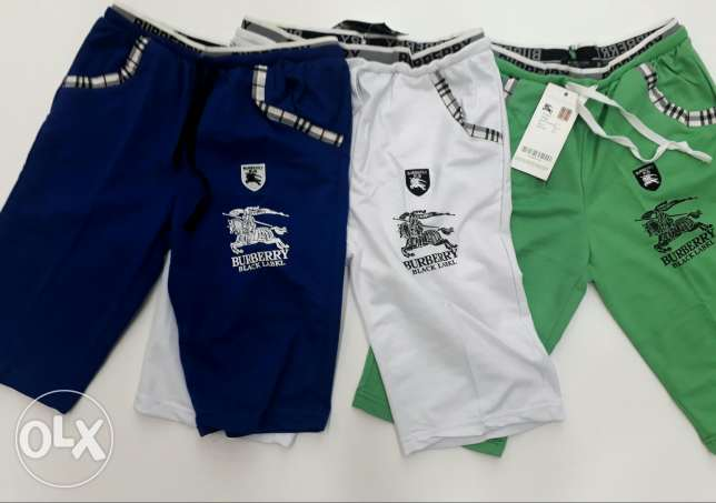 shorts all colors