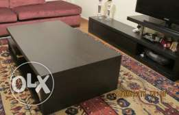 Very Good Deal - Coffee Table and TV table -from Bo Concept