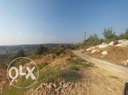"Land for sale in Jbeil ""Beit Hebbak"" approximately2175m, for 53$ per M"