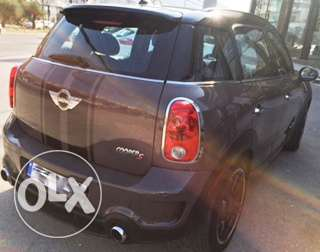 MINI Cooper S Countryman ALL4, extremely clean! Brown with black Roof.