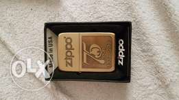 Original Zippo fuel lighter