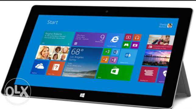 Surface 2 windows 10 inch, touch b kabess la wahdo mareit, trade or $