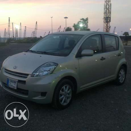 Daihatsu Sirion 2008 (mint condition)
