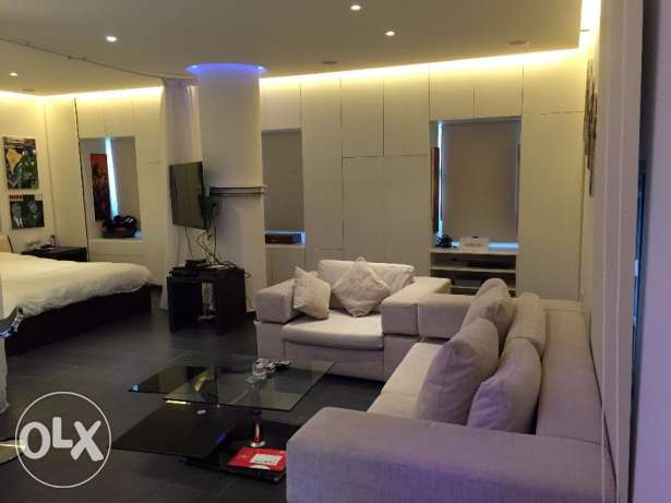 R16030 - Furnished For Rent Apartment in Achrafieh