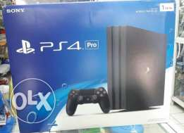Ps4 pro 1tb (not used)