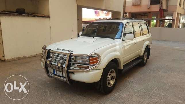 Land cruiser jdid for sale or trade