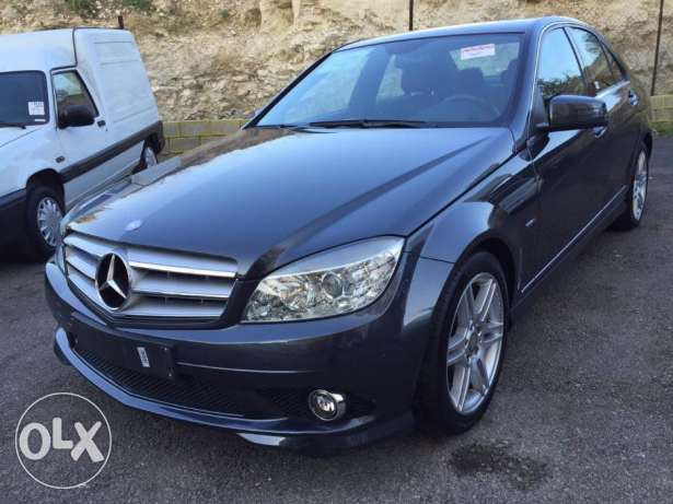 Mercedes C 200 Germany Source 2010 شكا -  4