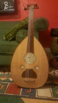 Oud Mohamad Hajjar year 1985 in perfect condition