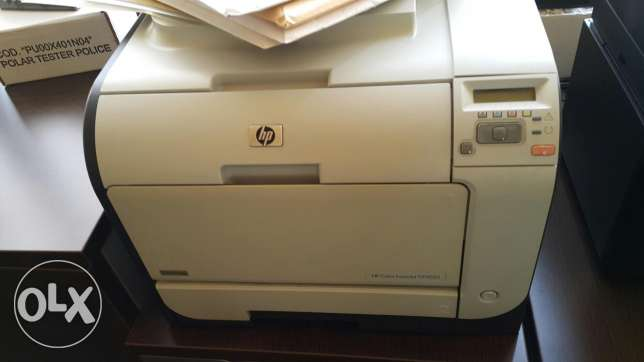 Printers hp laserjet pro cm1415fn and cp2025,and panasonic kx-fl612