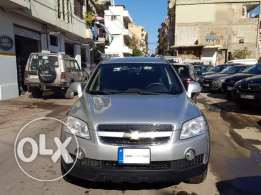 Chevrolet Captiva LT-2007-7 Seats-Company Source& Maintenance
