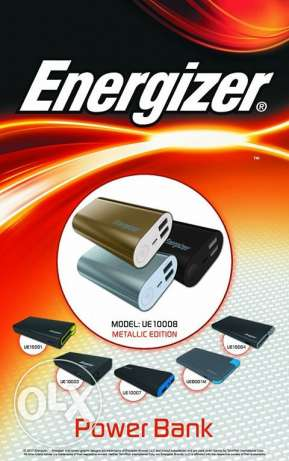 power Bank Energizer