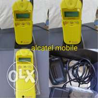 rare and old alcatel mobile still like new with his box