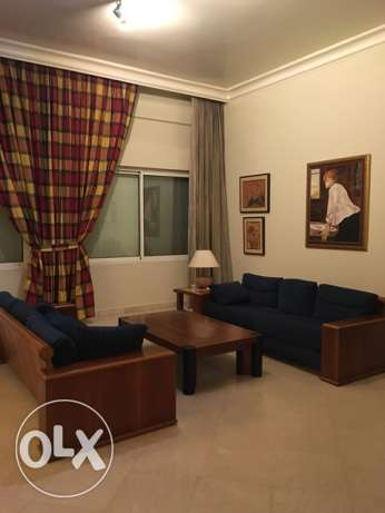 furnished apartment for rent in gemmayzeh