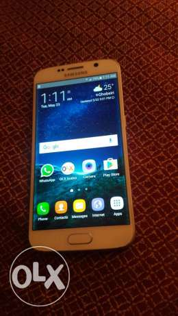 Samsung S6 128GB kteer ndeef Wla jere7 For sale or trade.