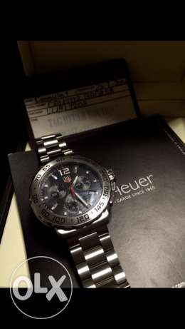 Tag Heuer men's watch (new)
