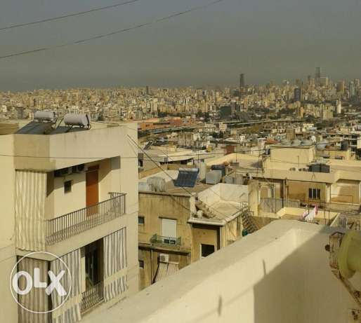Apartment for sale in Hazmieh with an amazing panoramic view