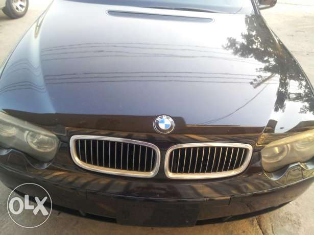 Bmw 745 i 2003 good con full زغرتا -  5