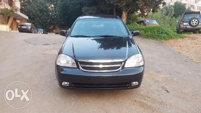 Chevrolet optra Automatic 08