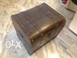 علبة خشب خفيفة wooden box lightweight