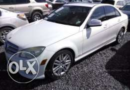 2009 Mercedes C300 will arrive soon from USA only 16,800$