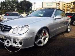 For sale mercedes CLK 350 model 2006