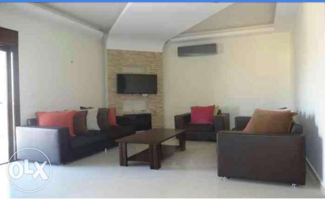 Furnished apartment Antelias rent انطلياس -  1
