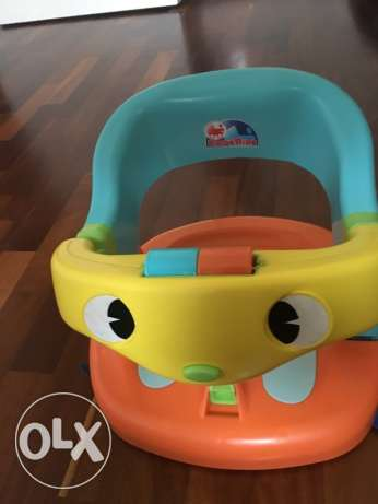 multipurpose baby chair with reclining back
