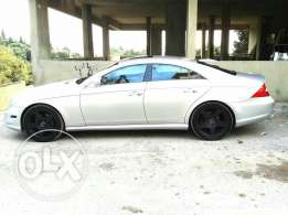 2007 CLS 500 - amg bodykit