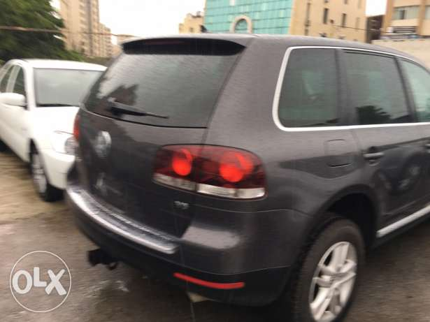 Volkswagen touareg v6 3.6 engine model 2008 حازمية -  3