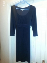 Brand New Black Dress with tag/never worn
