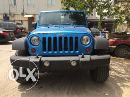 2010 Jeep Wrangler imported form USA clean title