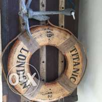 titanic ball and small anchor for only 150$
