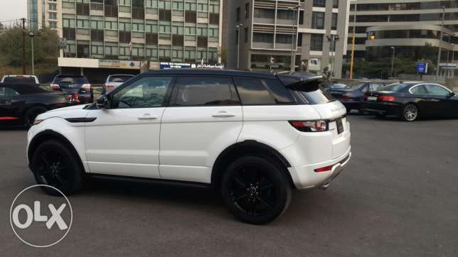 Range rover evogue daynamic أشرفية -  6