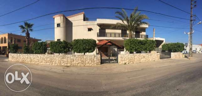 Very nice villa in Salaata near Batroun( بدون وسيط )